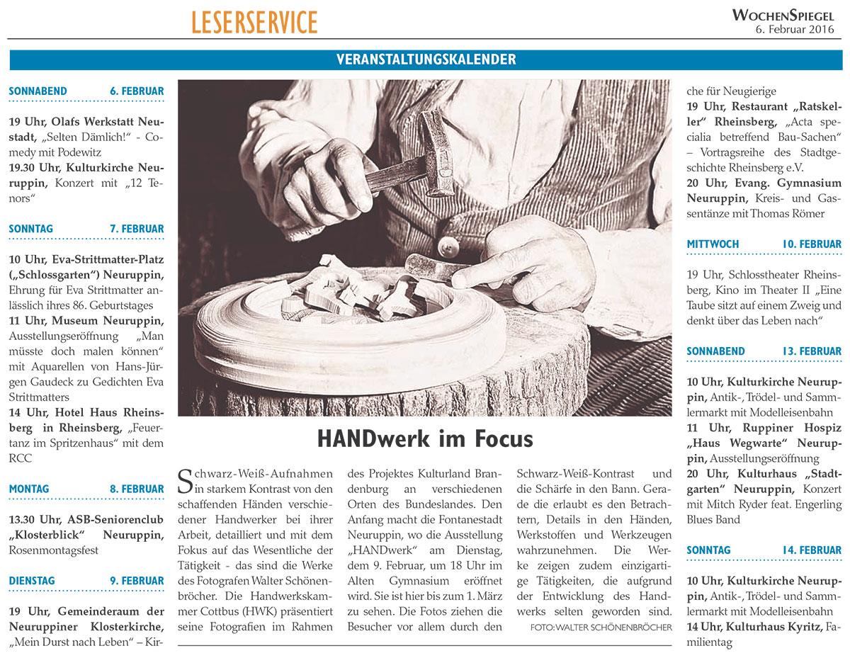 2016-02-06 Wochenspiegel